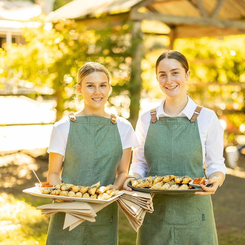Scenic Rim Farm Shop Long Table