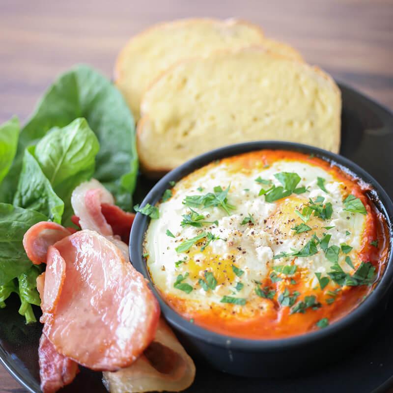 Scenic Rim Farm Shop Cafe Breakfast