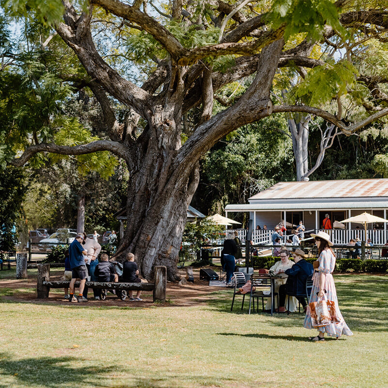 Scenic Rim Farm Shop Cafe Garden